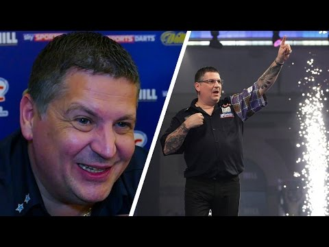 """Gary Anderson """"I'm Doing Alright For An Old Man"""""""