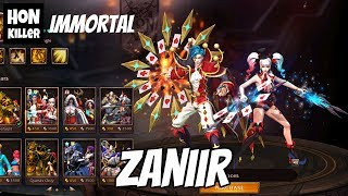 HoN Solstice Gameplay - Zaniir - Legendary II