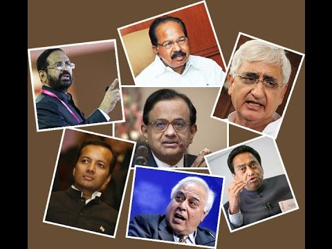 BJP vs Alliance of Corrupt Political Girohs