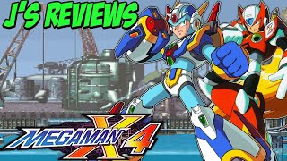 Mega Man X4 - The Perfection of the Formula