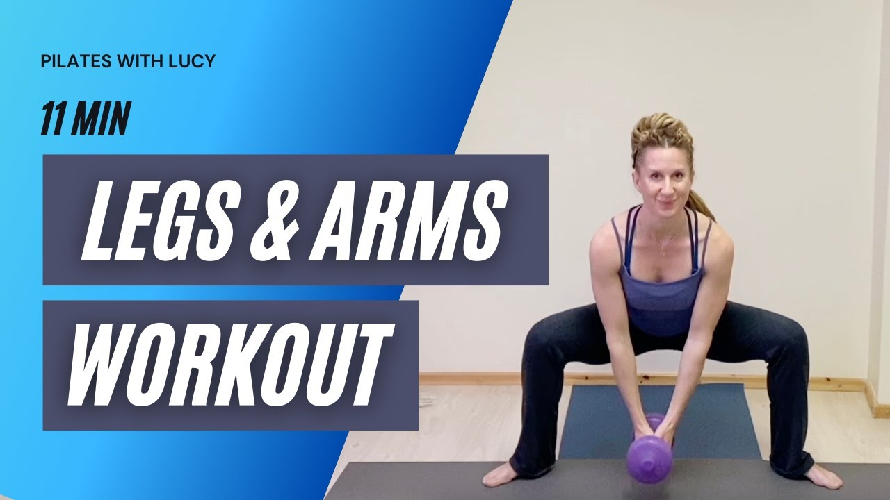 10 Minute Arms & Legs ~ Pilates With Lucy