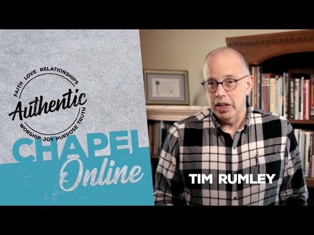 Praying Without Ceasing | Tim Rumley