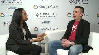 Connected Media Europe: Taras Perevorskyj - Suitest at BVE 2018