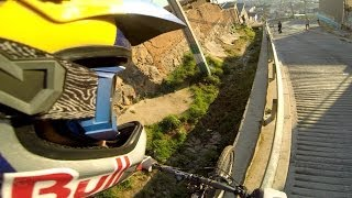 GoPro: MTB Stair Descent With Aaron Chase