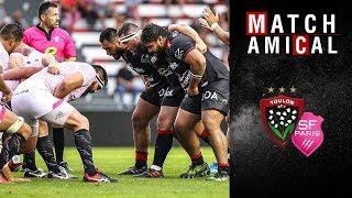 Match Amical 2018-2019 : Toulon - Paris