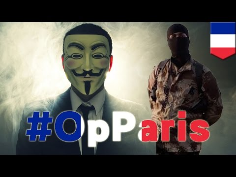 Anonymous vs ISIS: Hacktivists take down 5,500 Twitter accounts linked to Daesh - TomoNews