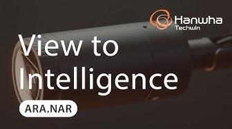 Hanwha Techwin Corporate video - View to Intelligence (ARA NAR)