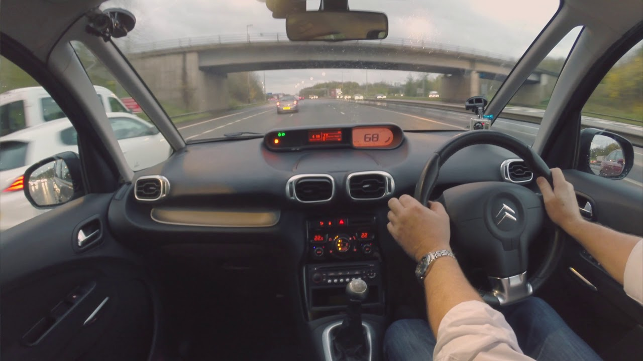Review And Virtual Video Test Drive In Our Citroen C3 Pico 1 6 Hdi 8v Exclusive 5dr