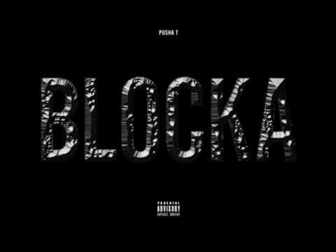 Pusha t ft. Popcaan & travi$ scott blocka djbooth.