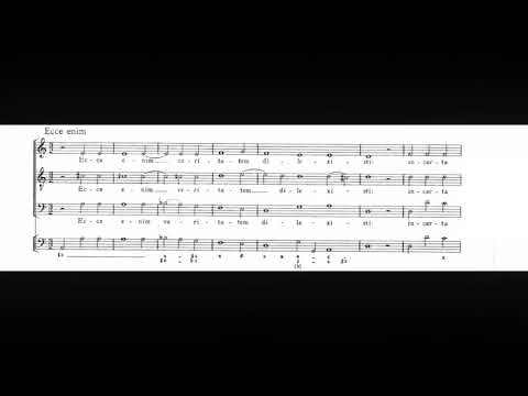 Mozart - Miserere in A minor, K.85