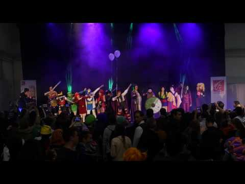 related image - HeroFestival 2016 - Marseille - Concours Cosplay Groupe - 31 - Scène Finale Groupes