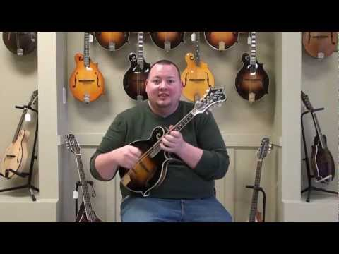 Kentucky KM1500 Mandolin Featured Instrument of The Week 9