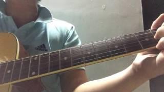 Giã Biệt Sài Gòn - Guitar