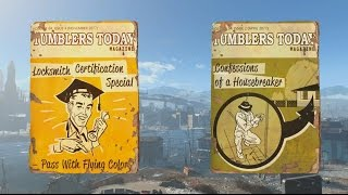 Fallout 4 - Tumblers Today Magazine Locations