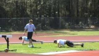This Video Previously Contained A Copyrighted Audio Track. Due To A Claim By A Copyright Holder, The Audio Track Has Been Muted.     Driven Fitness Training - Wilmington Nc - Outdoor Boot Camps