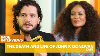 'The Death and Life of John F. Donovan' Cast & Director Talk Privacy in Hollywood & Sexual Identity