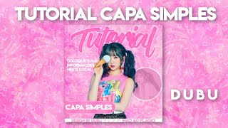 ₎ ꒰🍮꒱ ♡ tutorial capa simples no ibis paint x