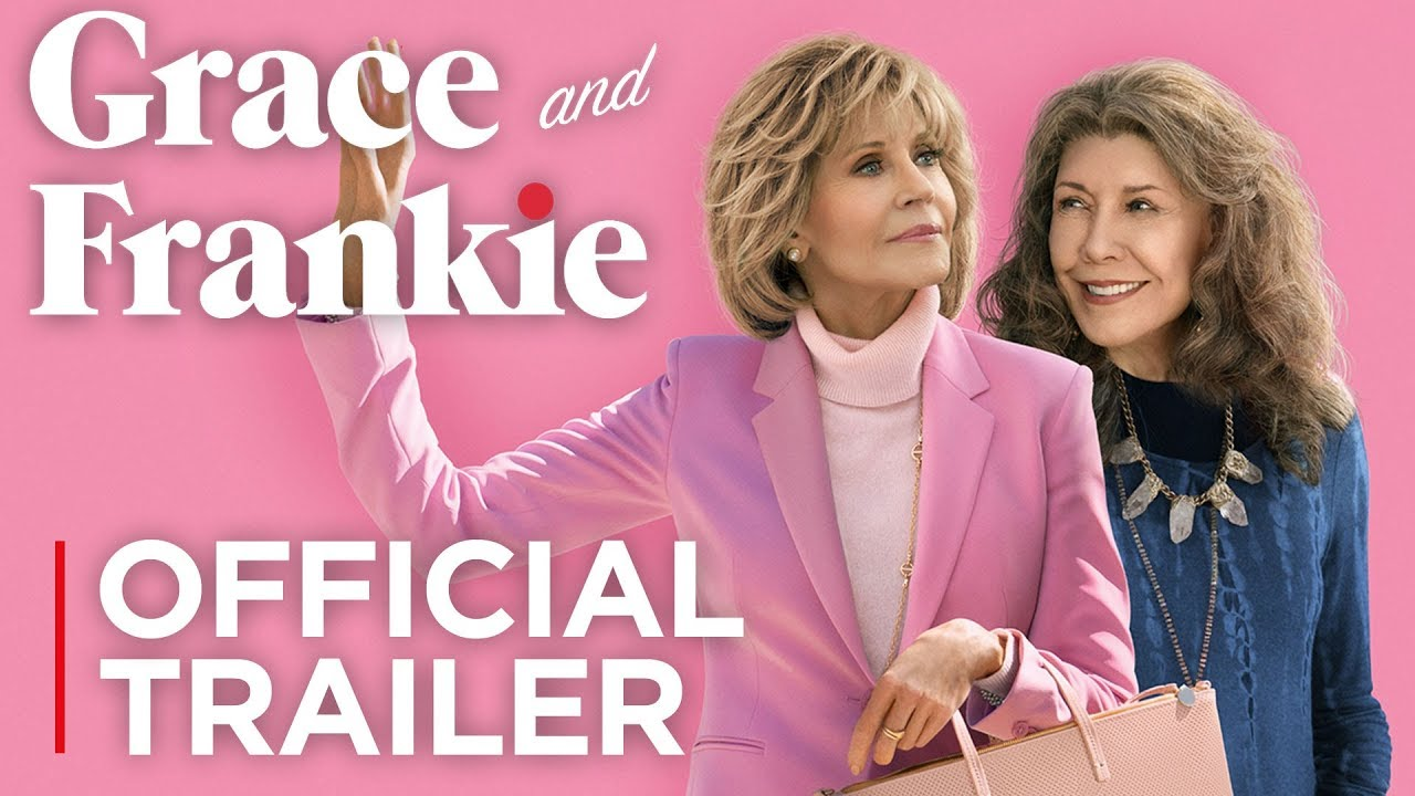 Grace and Frankie Promises Pigs, RuPaul and a Yurt in Season