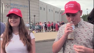 Trump Supporters Misled On Family Separation Policy