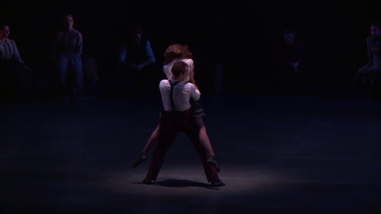 Anatomy of a Dance: Tyler Angle on Bigonzetti's OLTREMARE