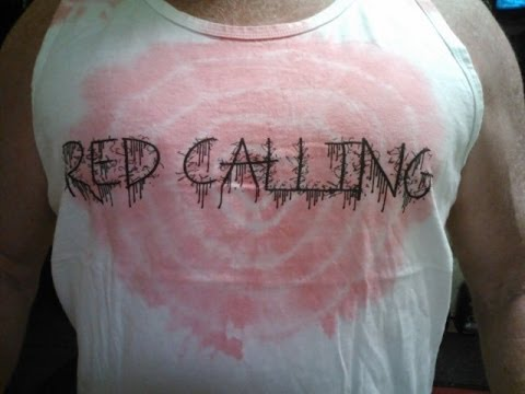 RED CALLING at The Local Revolt Jam Out