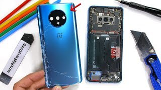 OnePlus 7T Teardown! - Is the Oreo Camera really needed?