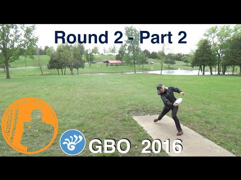 GBO 2016 - Round 2 Part 2 - FPO Top Card (Allen, Widboom, Bjerkaas, Nowels)