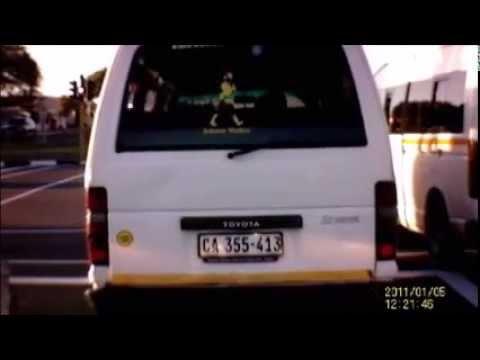 Cape Town Taxi Race