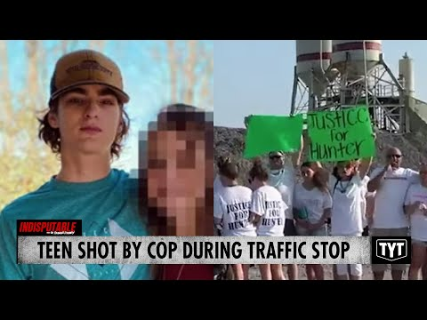 Teen SHOT By Cop During Traffic Stop
