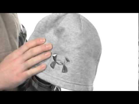 Under Armour UA Storm Beanie SKU     8046098 - YouTube 4a08eeefbab