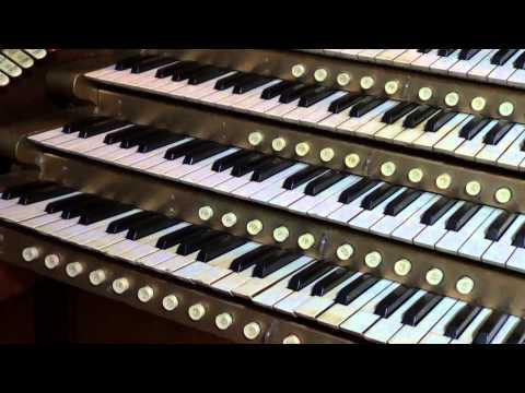 The 4/26 Wurlitzer Theatre Organ