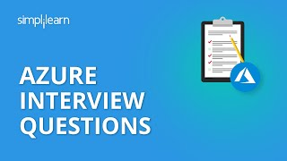 Azure Interview Questions | Azure Interview Questions And Answers | Azure Tutorial | Simplilearn