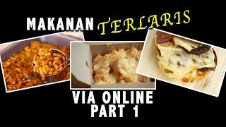 Makanan Terlaris Via Online Ada Apa Aja Sih Part 1 Youtube