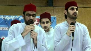 yeh chamak yeh dhamak by minhaj naat council spain (milad un nabi)