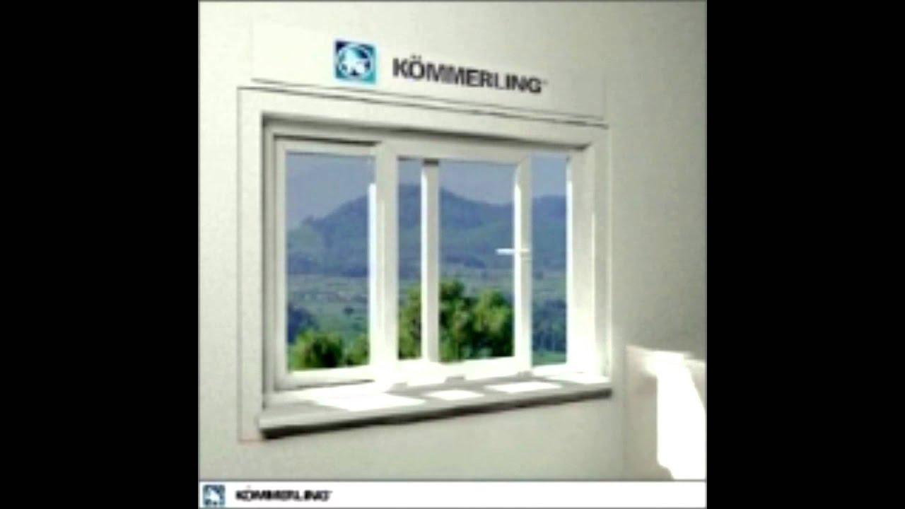 K mmerling ventana corredera ventanas europeas del baj o - Precio ventanas pvc kommerling ...