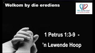 Preek 16-8-2020 Ds JPA Brink NG Fochville Noord