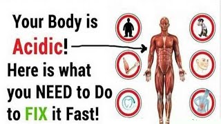4 SIGNS YOUR BODY IS TOO ACIDIC AND HOW TO FIX IT   Health Vlogger