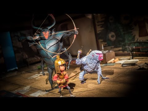 The Stop-Motion Puppets of Laika Animation Studio!