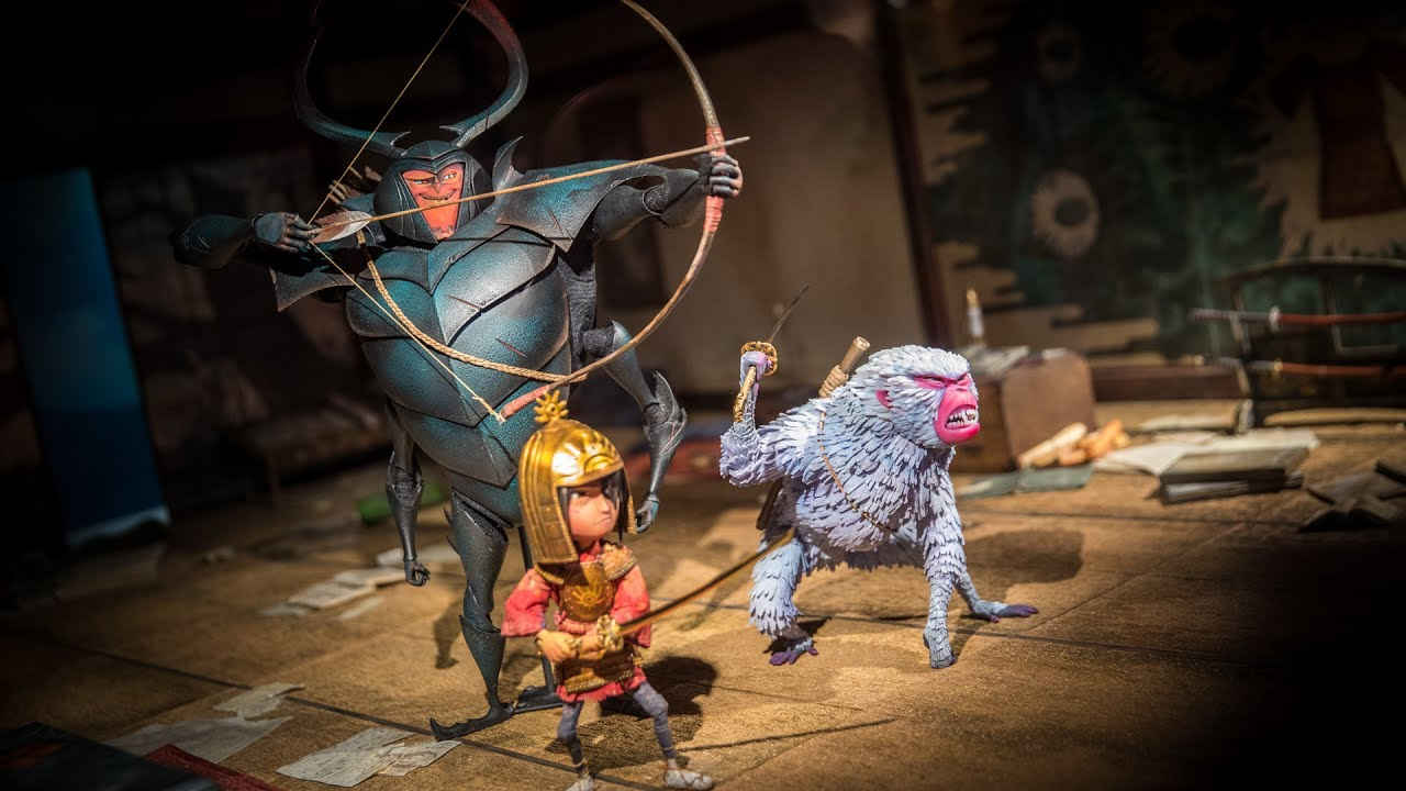 The Stop-Motion Puppets of Laika Animation Studio! - YouTube