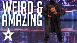 6 Weird, But Amazing Auditions On Got Talent