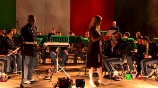 Santa Croce Effetto Notte - Concerto della Banda del Comando Logistico di Proiezione - www.HTO.tv