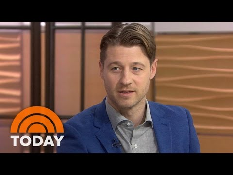 'Gotham' Star Ben McKenzie: I'm Going To Be A Father 'Any Minute' | TODAY