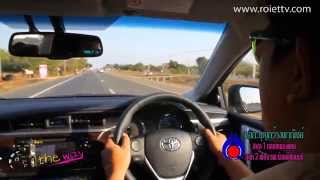 All-New Toyota Corolla Altis 2014 Roiet Thailand [HD] - ร้อยเอ็ด ทีวี
