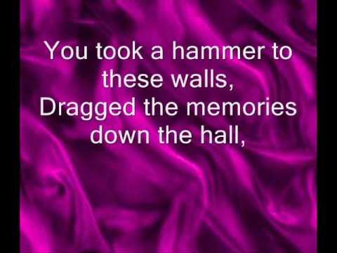 "Daughtry-""Over You"" Lyrics"