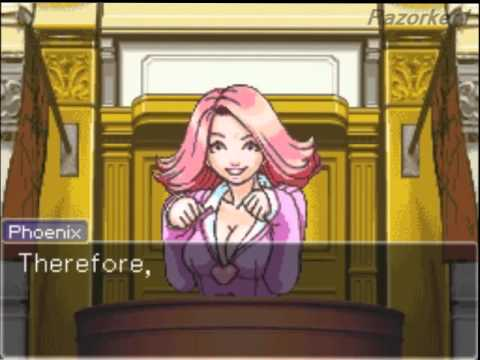 Phoenix Wright: Ace Attorney Walkthrough Case 2 - Turnabout Sisters  Day 2 - Trial