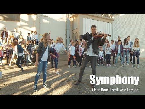 Clean Bandit - Symphony Feat. Zara Larsson Cover By One Voice Children's Choir With Rob Landes