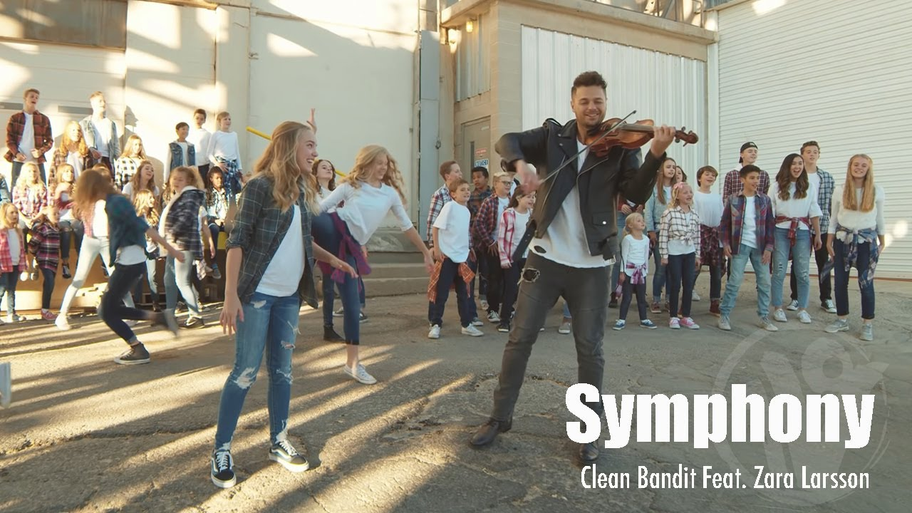 Clean Bandit Symphony Feat Zara Larsson Cover By One Voice Childrens Choir With Rob Landes