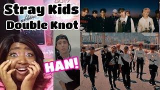 Stray Kids - Double Knot MV Reaction