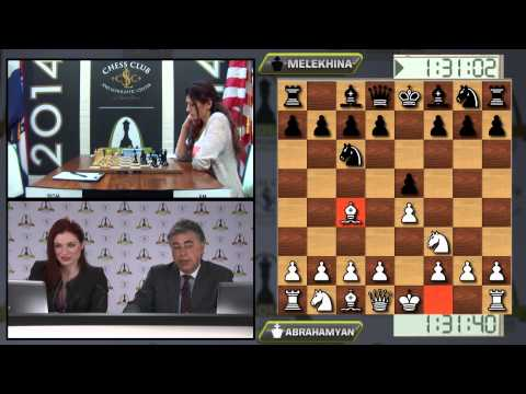 2014 U.S. Chess Championships | Live Show Replay | Day 1 (Part 1)