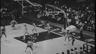 Ball State University Cardinals vs. Western Michigan University Broncos men's basketball, 1975